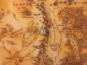 October 4th - 8 Miles of Trails Right To Rivendell!